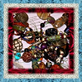 Paganistan Reclaiming Pagan Prayer Beads