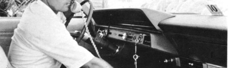 Olde Time car phone