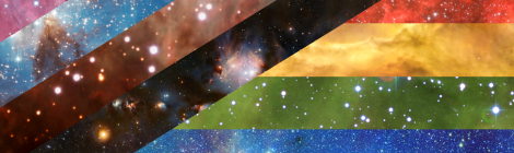 new pride flag nebula